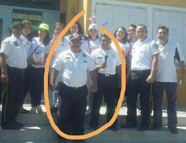 Luis Franco era Bombero Voluntario en Zacapa. (Foto Prensa Libre: Mario Morales).