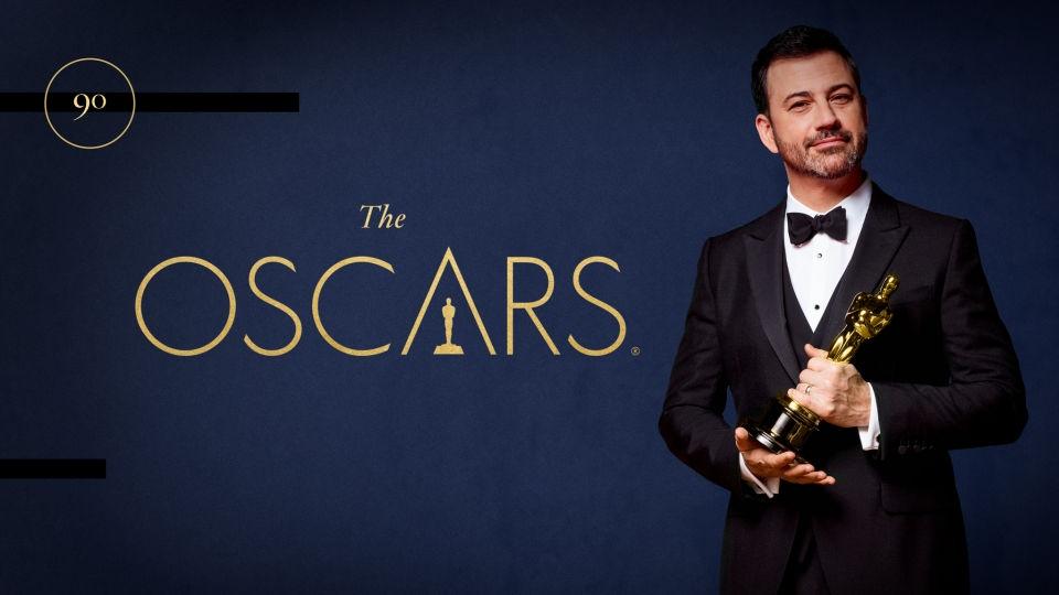 El cómico Jimmy Kimmel será el encargado de conducir la ceremonia de los Óscar. (Foto Prensa Libre: Facebook)