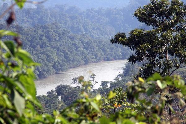 El proyecto Xalalá estaría ubicado en la bifurcación de los ríos Pocón y Chixoy, entre Cobán y Quiché.