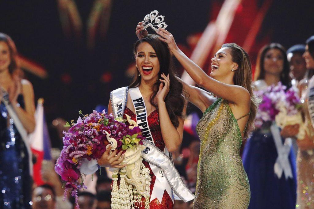 Catriona Gray de Filipinas es la nueva Miss Universo