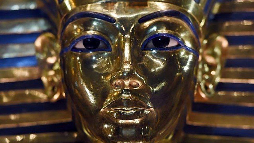 El descubrimiento de la tumba del rey Tut ha dado mucha tela que cortar en Hollywood. GETTY IMAGES