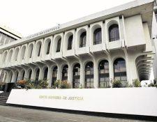 El Consejo de la Carrera Judicial elegirá cargos que regularán funciones de la Corte Suprema de Justicia. (Foto Prensa Libre: HemerotecaPL)