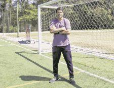 Luis Pedro Molina, de 40 años, quedó al margen de Comunicaciones. (Foto Hemeroteca PL).