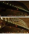 Sidney apaga luces durante una hora (AFP)