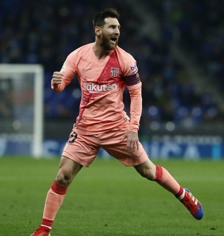 Lionel Messi alcanzó el estrellato jugando para el FC Barcelona. (Foto Prensa Libre: AFP)