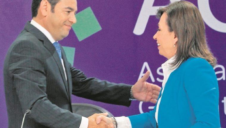 La nueva revisión de los estados financieros de FCN-Nación y la UNE ocurren posibles delitos electorales en las elecciones generales de 2015. (Foto Prensa Libre: Hemeroteca PL)