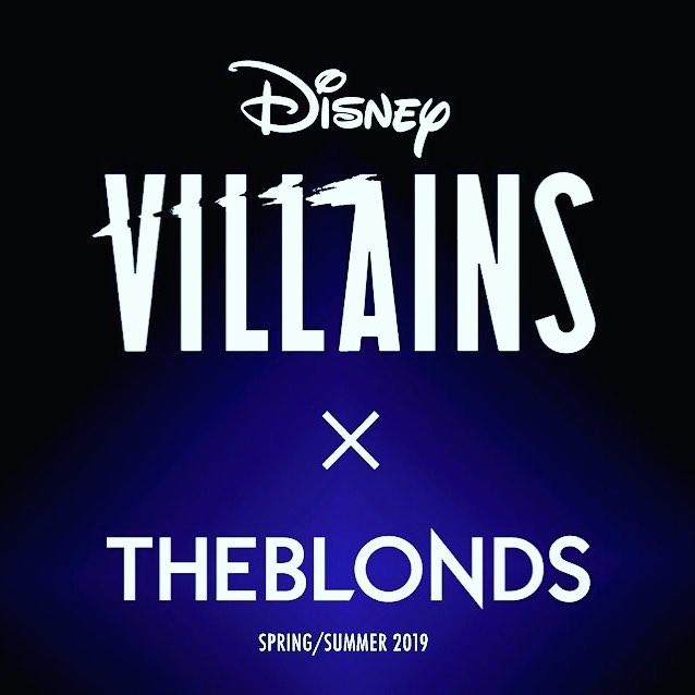 El viernes pasado la casa de diseño The Blonds presentó su colección primavera-verano 2019 inspirada en las villanas de Disney. (Foto Prensa Libre: The Blonds Instagram).