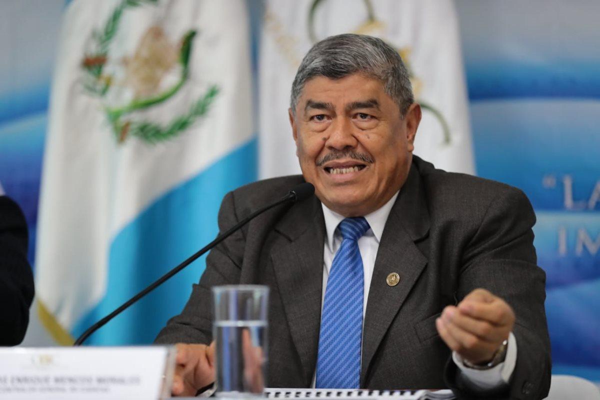 Vocero de Jimmy Morales debe devolver Q168 mil, dice la Contraloría