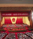 Sesión anual de la Asamblea Nacional Popular, Parlamento chino. (Foto Prensa Libre: Hemeroteca PL)