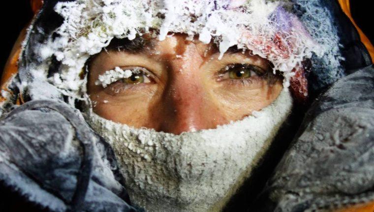 """Elisabeth Revol había quedado atrapada en la """"montaña de la muerte"""" desde el viernes pasado. (Foto Prensa Libre: himalaya-light.over-blog.com)"""