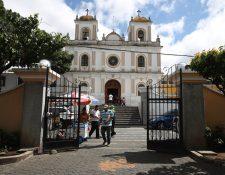 Autoridades aseguran que debido a acciones en otros sectores delincuentes actúan ahora en la zona 1. (Foto Prensa Libre: Paulo Raquec)