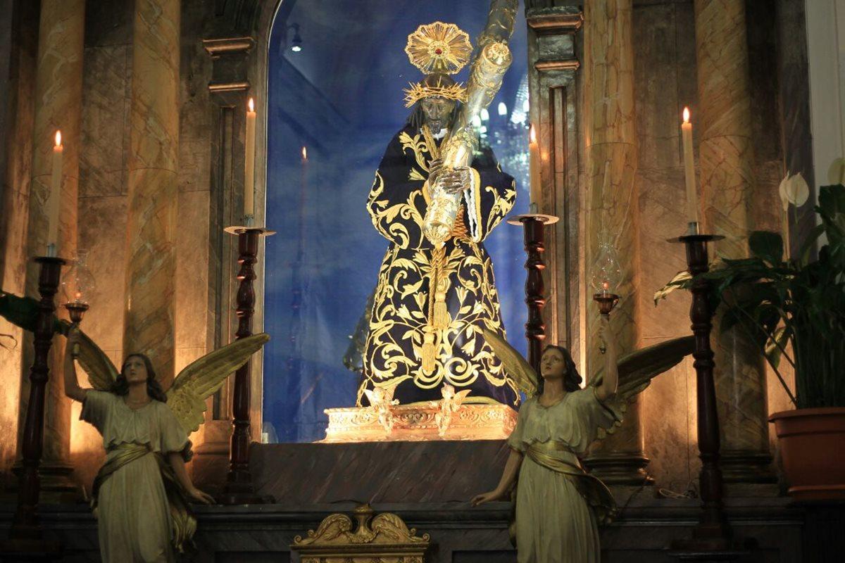 Celebran 100 años de consagración de Jesús de Candelaria
