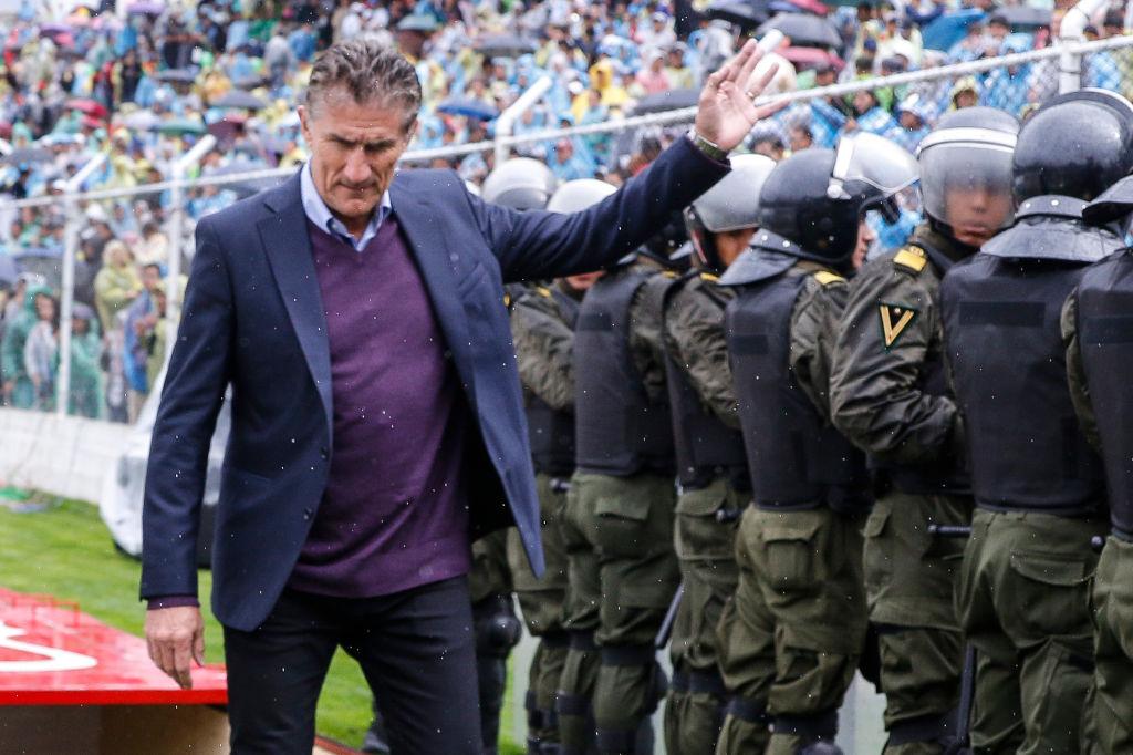 Argentina despide a Bauza y piensa en Jorge Sampaoli