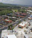 La transformación y evolución de Condado El Naranjo se impulsa a través de un plan maestro urbanístico y de inversiones. (Foto Prensa Libre: Esbin García)