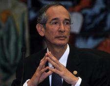 Álvaro Colom, expresidente de Guatemala entre 2008 y 2012. (Foto Prensa Libre: Hemeroteca PL)