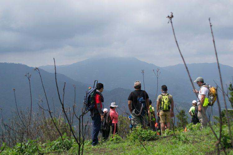 Hay muchas empresas que brindan el turismo de volcanes, que los invita a conocer nuevas experiencias.PRENSA LIBRE/ CORTESÍA JAIME CARRILLO