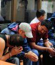 Juzgado B de Mayor Riesgo envió a prisión preventiva a 18 elementos de la Policía Nacional Civil, señalados por supuestamente haber ejecutad de manera extrajudicial a tres pobladores de la aldea Semochoc, Chisec, Alta Verapaz. (Foto Prensa Libre: Hemeroteca)