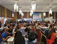 La discusión sobre generación de  empleo y la preparación de la fuerza laboral debe resaltar en  los planes de gobierno. (Foto, Prensa Libre: Hemeroteca PL).
