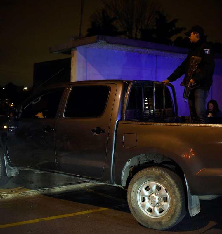 Javier Duarte, exgobernador de Veracruz, México,  fue trasladado a la capital y recluido en la prisión del Cuartel Matamoros. (Foto, Prensa Libre: AP).
