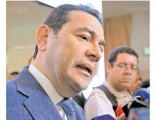 El pasado 03 de octubre el presidente Jimmy Morales negó que su Gobierno esté en medio de una crisis institucional. (Foto: Hemeroteca PL)