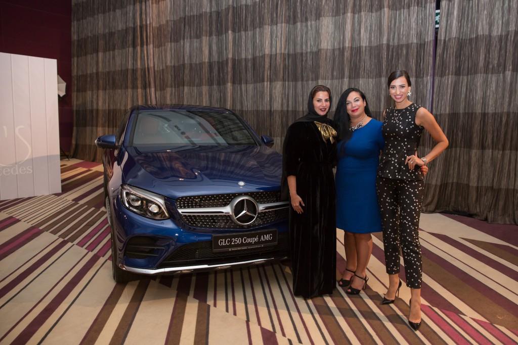 Mercedes-Benz lanzará plataforma para crear red de emprendedoras
