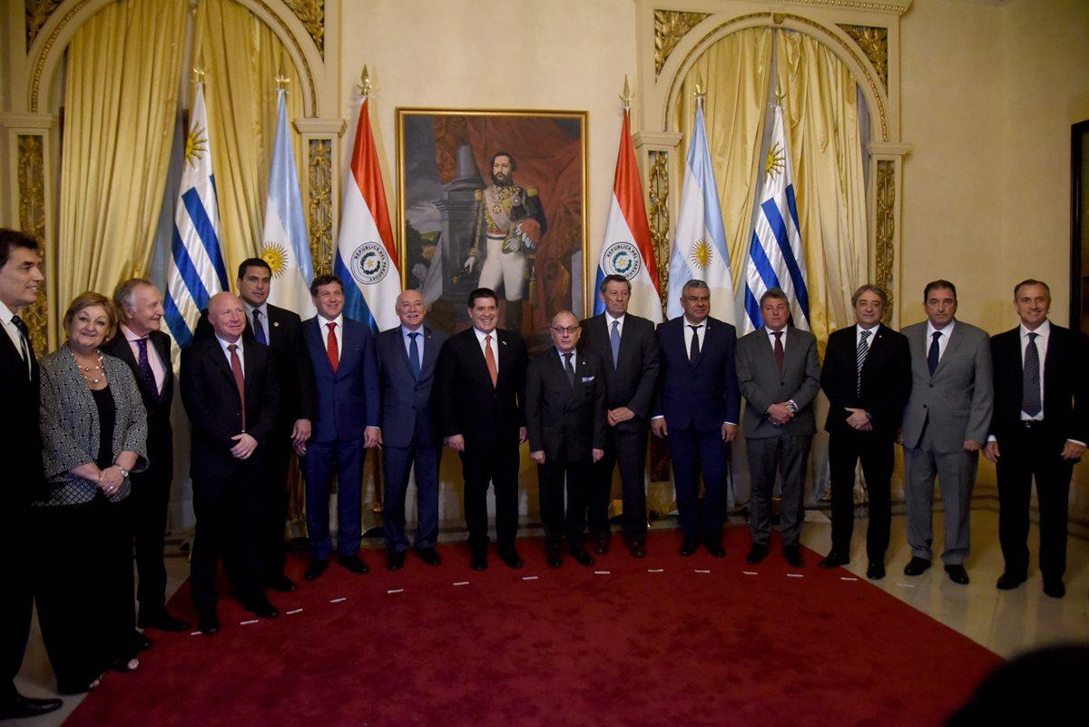 Paraguay, Argentina y Uruguay dan un paso importante en su candidatura triple para el Mundial