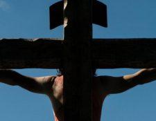 Los episodios de la Semana Santa fueron el origen de frases que escuchamos todos los días. (Foto Prensa Libre: EPA)