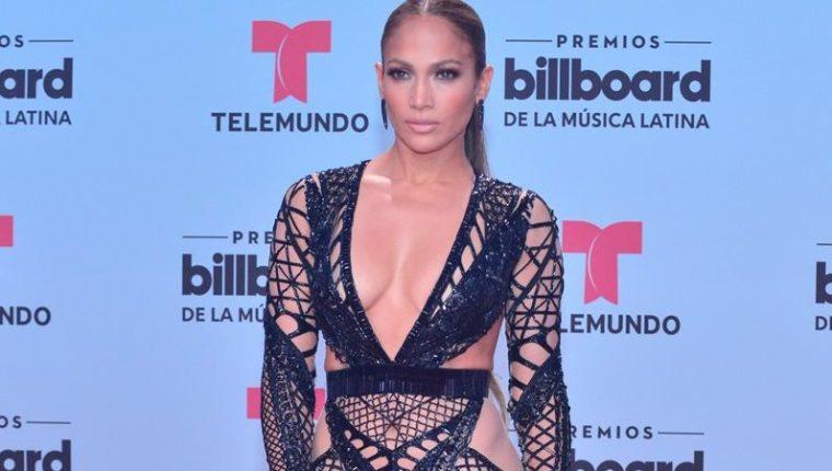 Jennifer López recibirá un reconocimiento en los MTV Video Music Awards (Foto Prensa Libre: EFE).