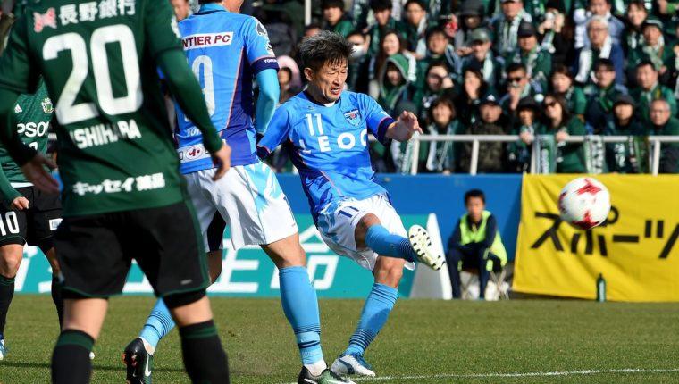 Kazuyoshi Miura afirma que seguirá dando lo mejor de él dentro y fuera de la cancha. (Foto Prensa Libre: AFP)