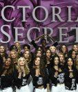 Las modelos de Victoria's Secret se encuentran en París para desfilar el próximo 5 de diciembre en la pasarela anual de la firma. (Foto Prensa Libre: AFP)