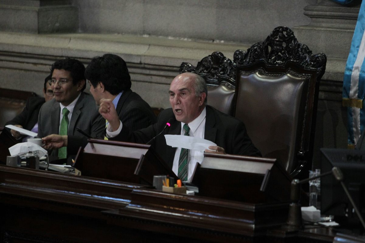 Congreso aprueba cambios a su Ley Orgánica