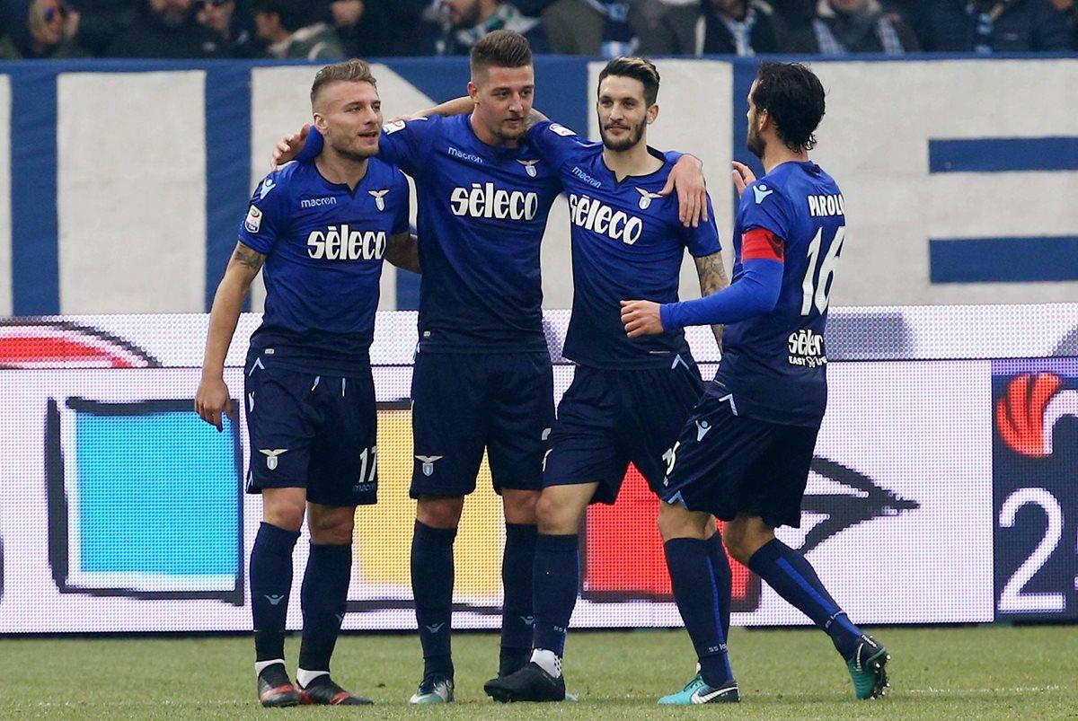 Serie A: Immobile destrona a Icardi; el líder Nápoli sigue imparable