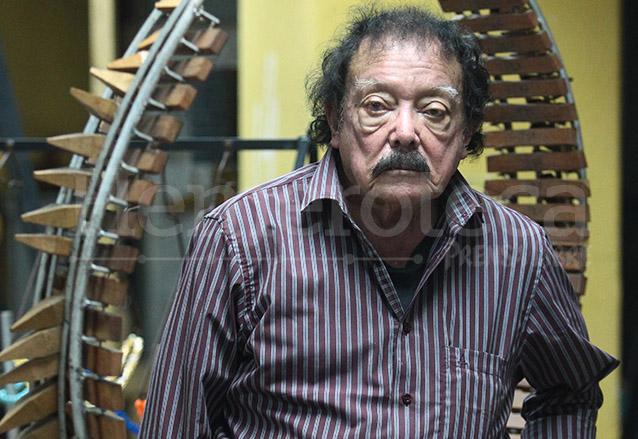 Maestro Joaquín Orellana. (Foto: Hemeroteca PL)