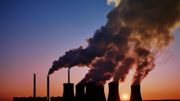 La contaminación exterior es un factor de riesgo. GETTY IMAGES