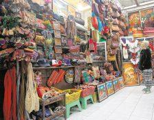 Los productos artesanales guatemaltecos tienen demanda en el ámbito internacional. (Foto Prensa Libre. Hemeroteca PL)
