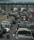 Por el Peaje Palín-Escuintla transitarán más de 27 mil vehículos diarios.