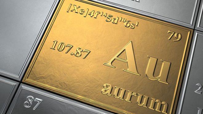 Brilla y es oro pero, ¿por qué moneda? (GETTY IMAGES)