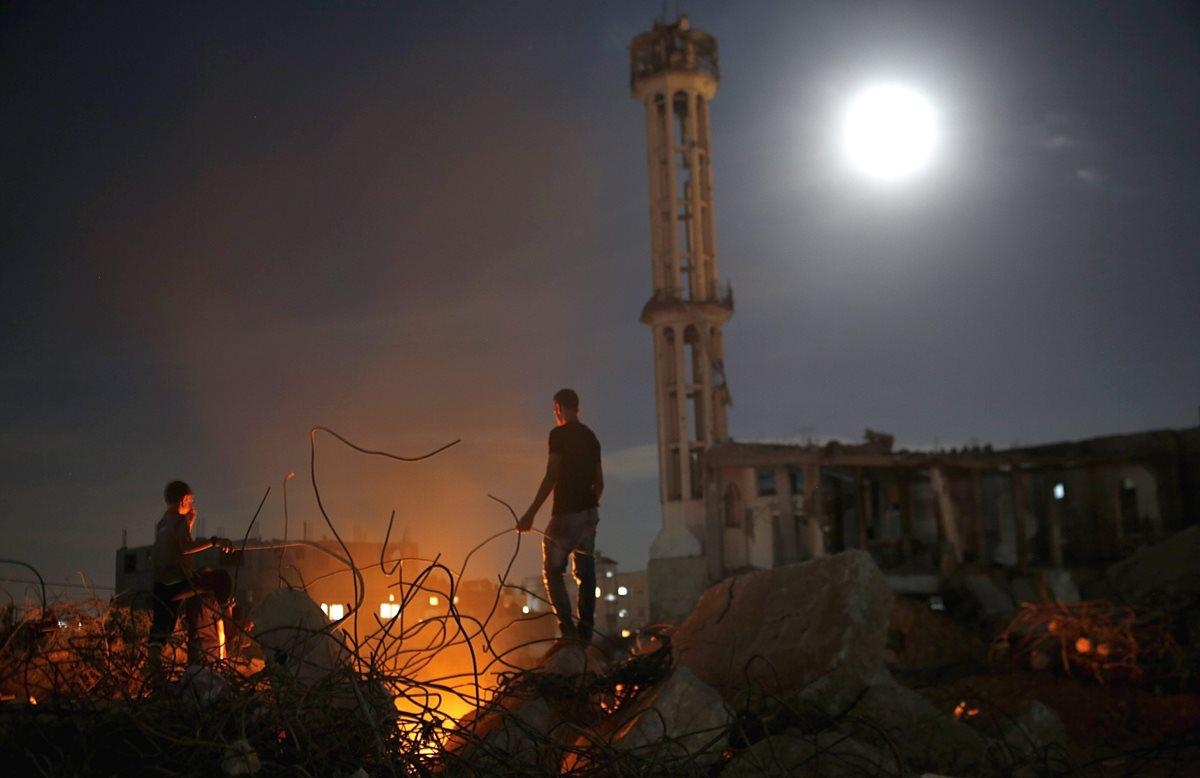 La desesperanza aumenta los suicidios en la Franja de Gaza