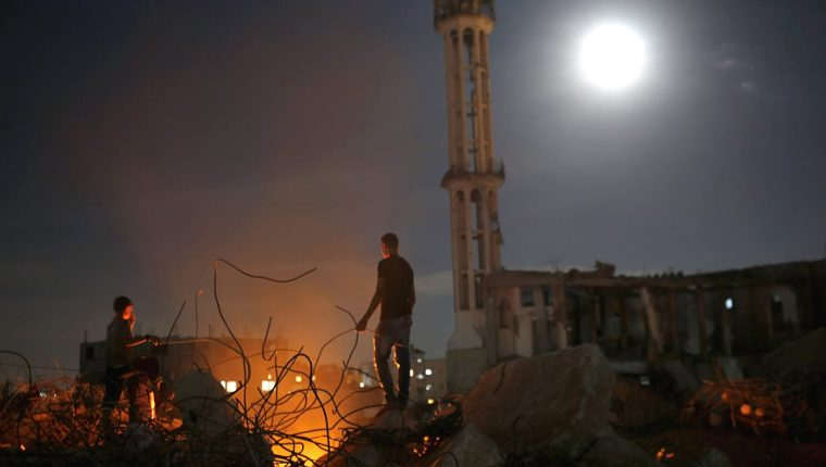 """Las cifras de los suicidios en la Franja de Gaza son """"espantosas"""" y los intentos casi diarios.(Foto Prensa Libre: EFE)."""