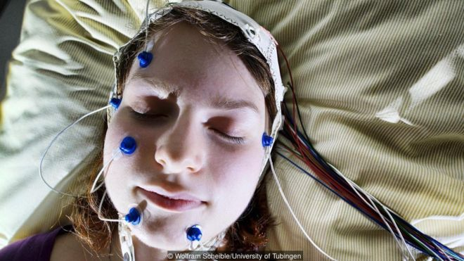 Una sola noche de sueño o incluso una breve siesta ayuda a cristalizar la información emocional y a controlar cómo nos hace sentir. (WOLFRAM SCHEIBLE/UNIVERSITY OF TUBINGEN)