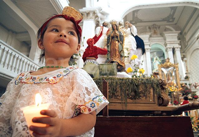 Cómo y quiénes comenzaron con la devoción por la Virgen de Guadalupe en Guatemala