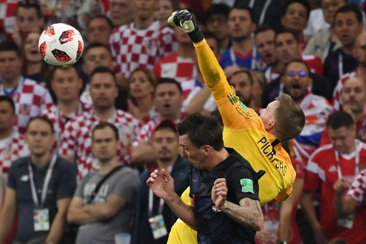 Los croatas se fueron al ataque en los tiempos extras.