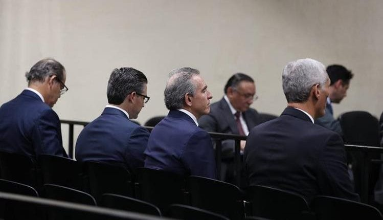 Juzgado de Mayor Riesgo D, otorgó arresto domiciliario a cinco empresarios y fianzas que van desde los Q200 mil a Q1 millón. (Foto Prensa Libre: Hemeroteca PL)