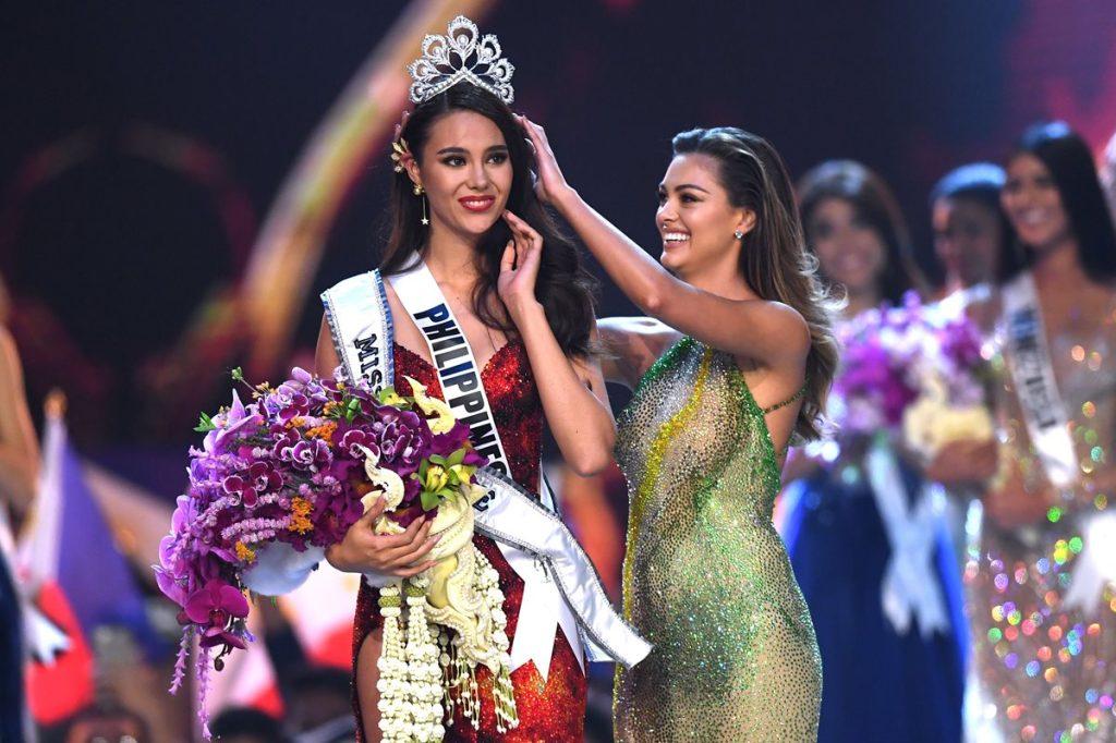 Catriona Gray de 24 años se proclama como Miss Universo 2018