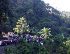 Las autoridades investigan la muerte de un poblador en un hecho de tránsito, lo que motivó la retención de los agentes de la PNC. (Foto Hemeroteca PL).