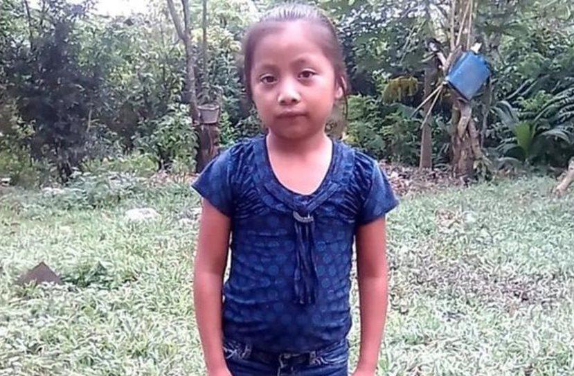 Jakelin Caal Maquin (de 7 años) no había podido tomar agua o alimentos durante días, según su padre.