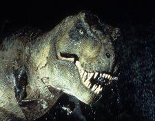 Uno de los éxitos de la cinta Jurassic Park fue revivir animales prehistóricos. (Foto Prensa Libre: Universal Pictures)