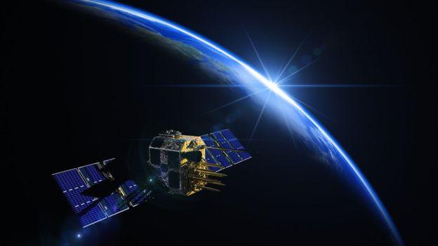 L4 y L5 podrían ser zonas ideales para ubicar sondas espaciales. GETTY