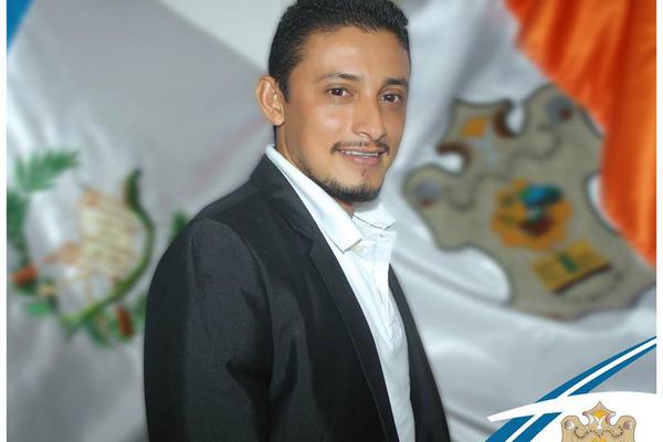 """Ricardo Marroquín, alcalde de Moyuta, Jutiapa, ha sobrevivido ileso a tres ataques armados. (Foto Prensa Libre: Municipalidad de Moyuta) <br _mce_bogus=""""1""""/>"""