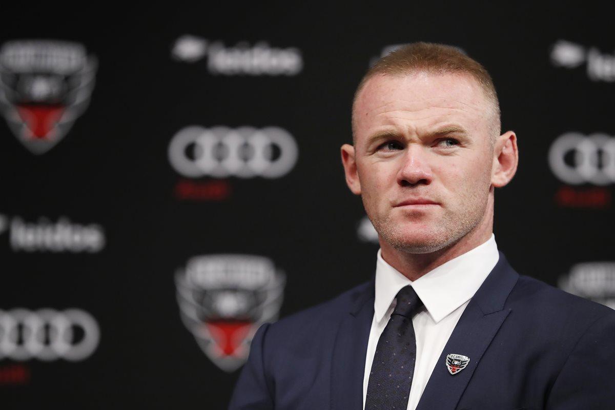 Wayne Rooney llega al DC United en una temporada complicada en la que el equipo de la capital de Estados Unidos es último en la conferencia este.